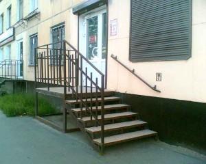 лестницы из металла от 50 000 рублей