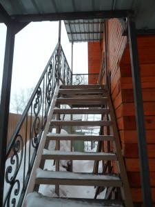 лестницы из металла от 60 000 руб